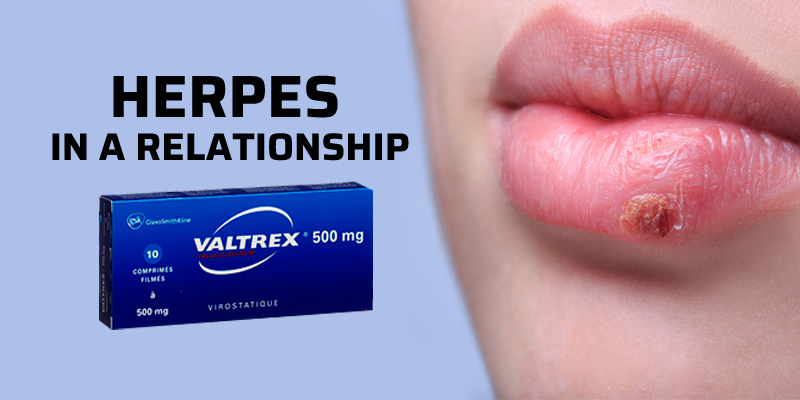Herpes in relationship